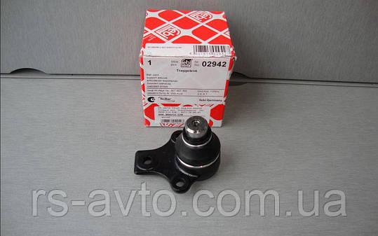 Шаровая Кадди / Volkswagen Caddy 2 / Golf 3 / Пассат Б 3 с 1991 Германия Febi 02942 (D19mm), фото 2