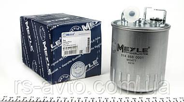 Паливний фільтр Sprinter 2.2 / 2.7 CDI - 00 - 06 + Vito (638) MEYLE - Німеччина