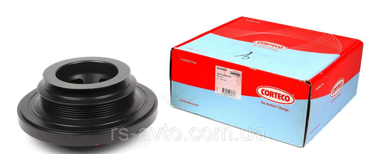 Шкив коленвала Вито / Спринтер / Mersedes Sprinter / W202 2.2CDI c 1998 -20006 Германия Corteco 80000822
