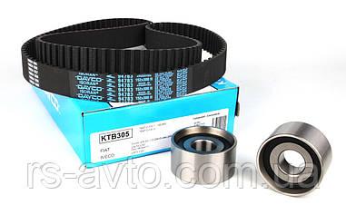 Комплект ремня грм  дукато / Джампер / Boxer / Movano 2.0 -2.8 D/HDI c 1990 Италия KTB305