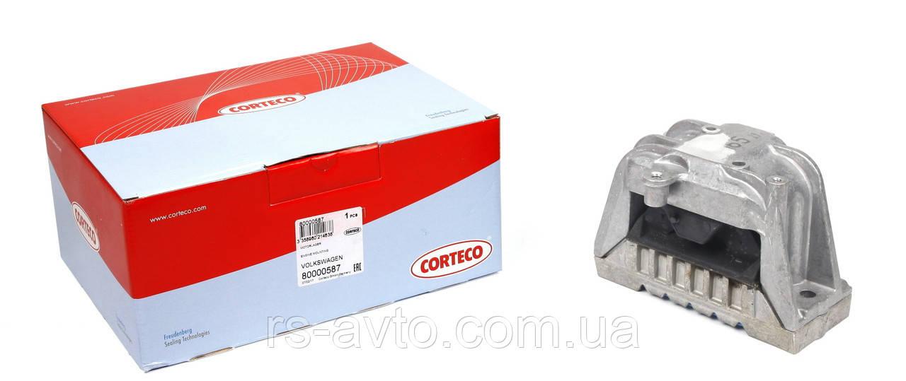 Подушка двигателя фольксваген Кадди /  Caddy 1.6/ Пассат/ Passat 2.0TDI 2005- Германия 80000587 Corteco Правая