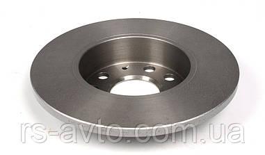Тормозной диск задний Caddy / Октавия / Гольф 5 2004 - / A3 2003- 1155231047 MEYLE