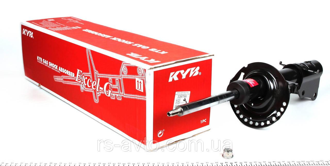 Амортизатор Рено Кенго  / Kangoo 2008- R15/16 (Длинная База) Kayaba  339766 (Передний)