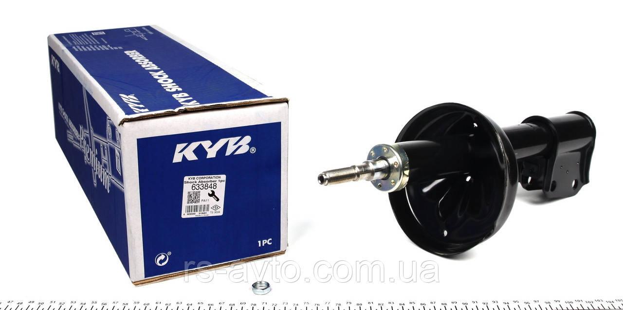 Передние амортизаторы Рено Кенго /  Renault Kangoo с 1997 года Kayaba  633848 (масляный )