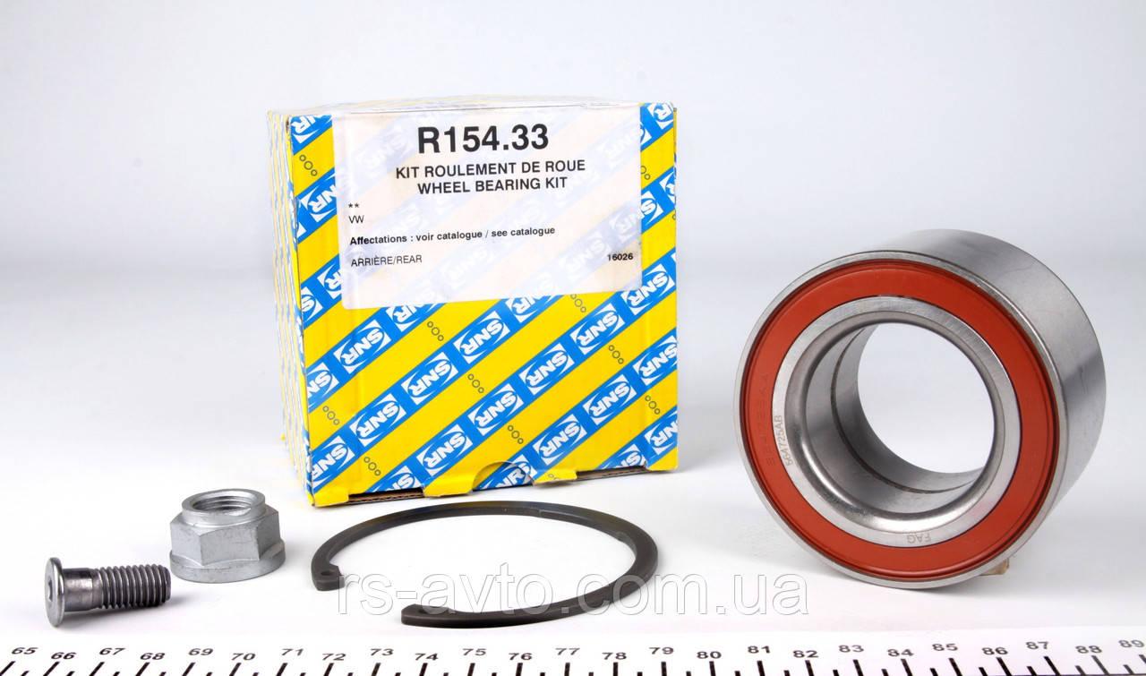 Подшипник ступицы передний / задний VW T4 1991-  SNR  R154.33