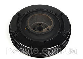 Шкив коленвала ЛТ + Т4 + Крафтер + Ауди А6 (T4/LT/Audi A6) + шайба, Corteco Германия, фото 2