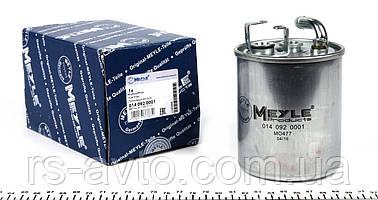 Топливный Фильтр Спринтер / Sprinter / Vito 638 / Mercedes A168 2.2 CDIc 1998 -2006 с подогревом Германия  140