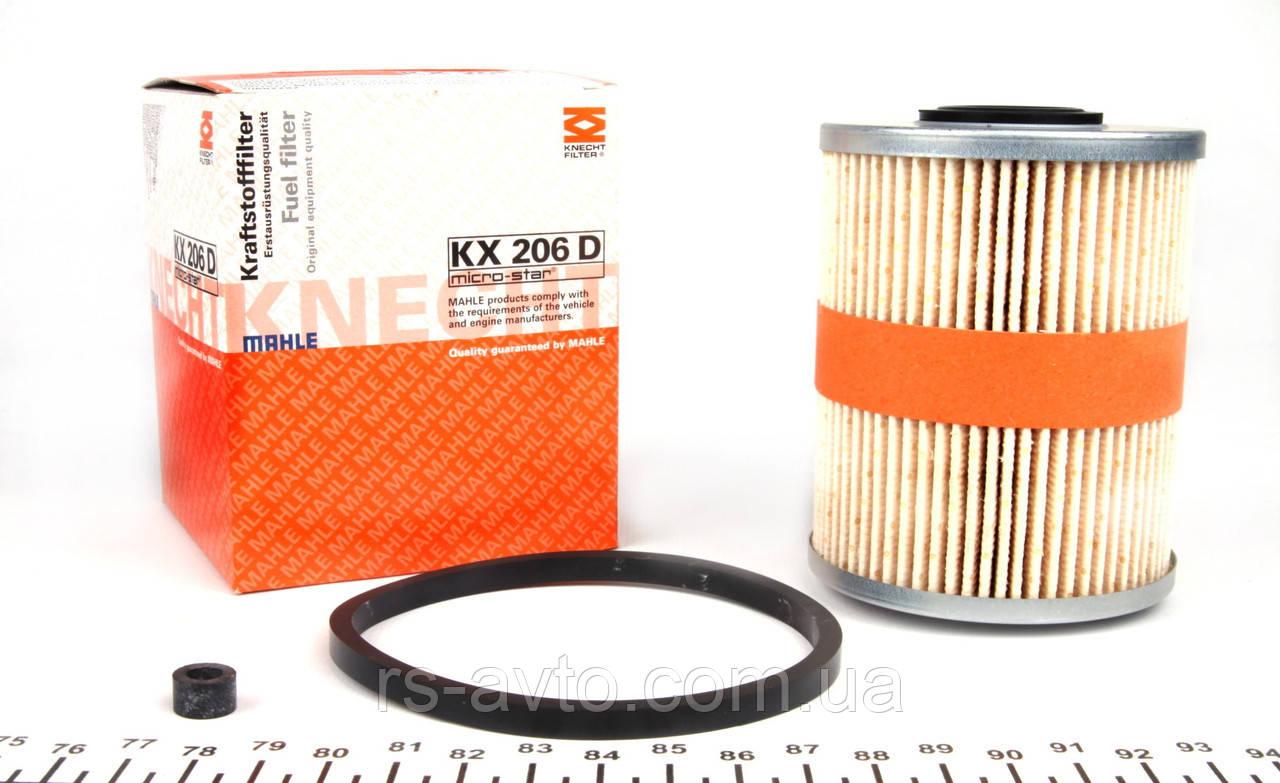 Фильтр топливный Movano / Master 1.9dTi/2.5D/2.8dTi 98- KNECHT
