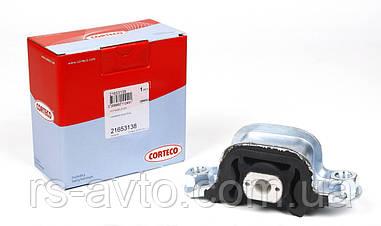 Подушка коробки передач (задня L ) CORTECO 21653138 Citroen Jumper- 94>+Boxer-94>+Fiat Ducato-94> Италия