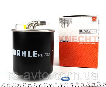 Фильтр топливный Sprinter 906 09- / Vito (W639) 10- Германия, фото 2