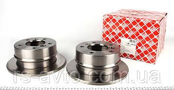 Гальмівний диск задній Спринтер Febi - 09102-Німеччина ( 5 отворів), фото 2