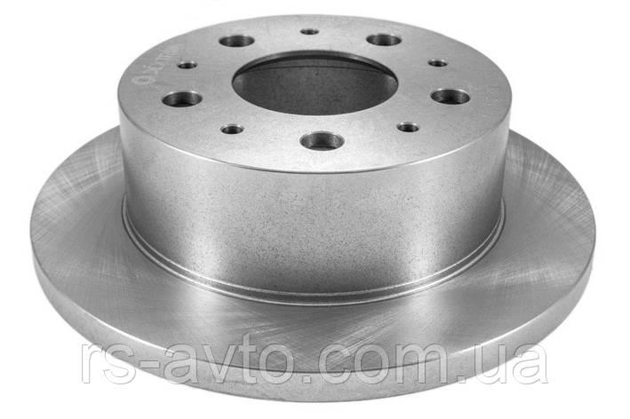Диск тормозной зад. Fiat Ducato 02- d=280mm, фото 2