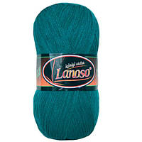 Пряжа Lanoso Lif 918 для ручного вязания