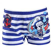 Детские плавки шорты Микки Маус