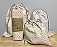 Экомешок для вещей и продуктов, еко торбинка, екоторбинка,, фото 2