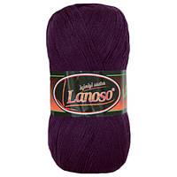 Пряжа Lanoso Lif 959 для ручного вязания