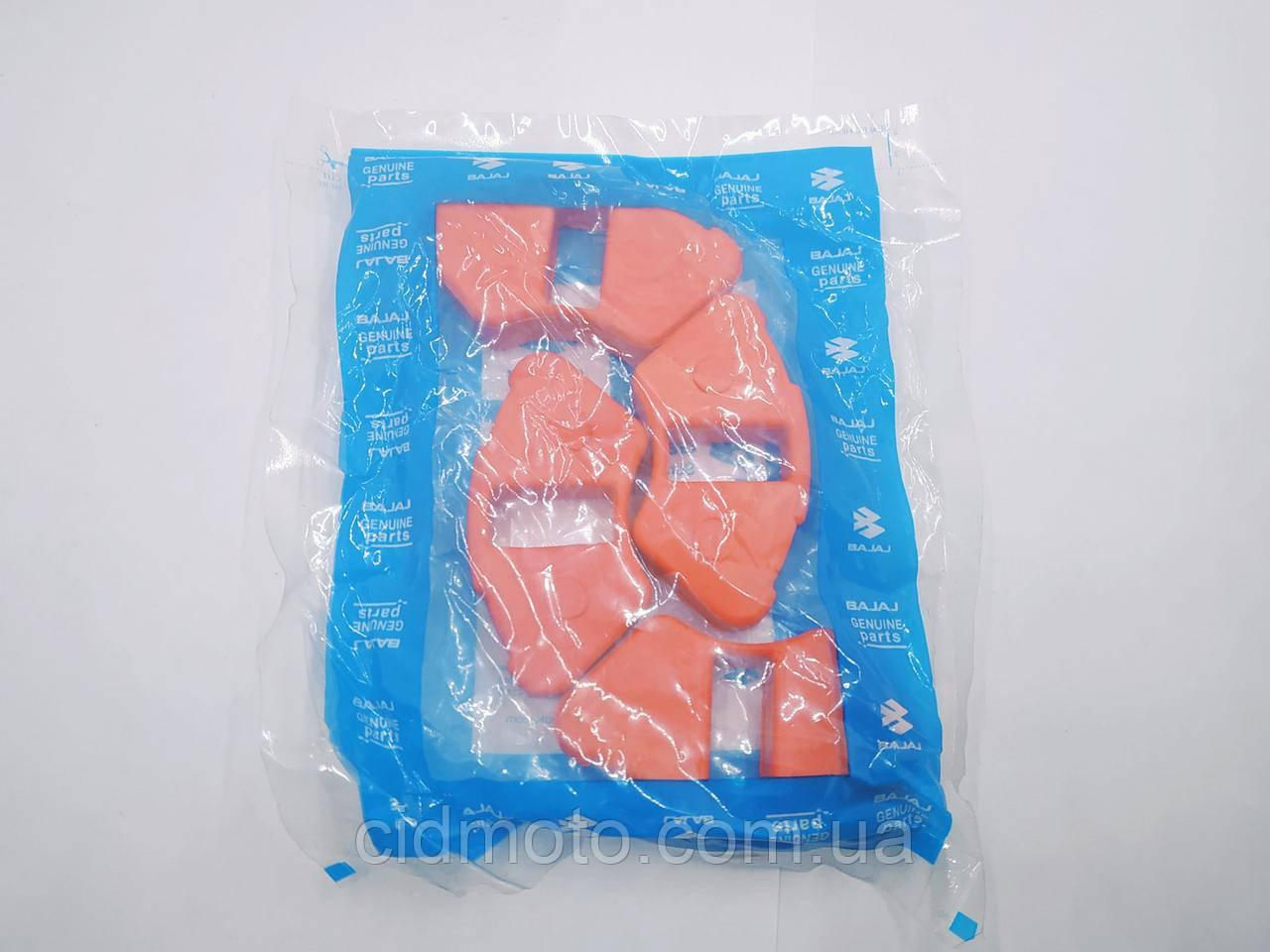 Резинки демпферные для мопеда Дельта (Полиуретан)