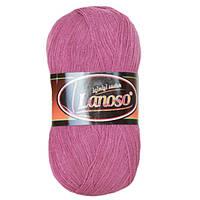 Пряжа Lanoso Lif 988 для ручного вязания