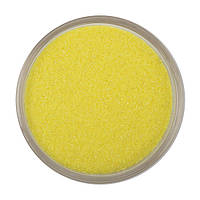 Цветной песок для песочной церемонии и рисования Bonita 500 гр Желтый