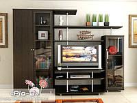 Гостиная Рио 3 Мебель Сервис венге