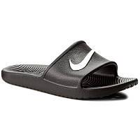 Шлепанцы Nike Kawa Shower 832528-001 Черный 42,5 (9 US) 27см (886915409950)