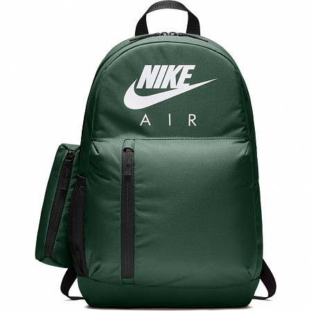 32375647e7c1 Детский рюкзак Nike Kids Elemental Graphic Backpack BA5767-323 Зеленый  (886061806467)