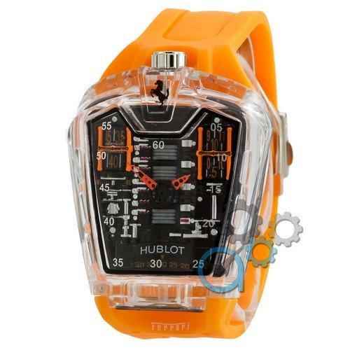 Наручные мужские часы Hublot MP05 LaFerrari Orange