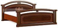 Кровать двухспальная Алабама Мебель Сервис 160х200