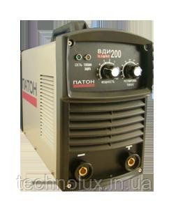 Инвертор сварочный Патон ВДИ-L-200