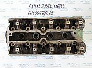 Головка блока Опель Вектра Б, opel Vectra 1.6 16V 90470271 X16XEL