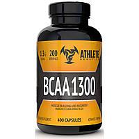 Аминокислоты BCAA 1300  400 капсул до 06/20года