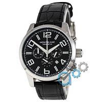 Наручные мужские часы Montblanc TimeWalker Quartz Black-Silver-Black