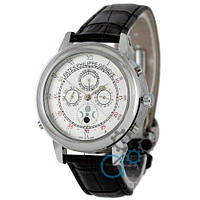 Наручные мужские часы Patek Philippe Grand Complications 5002 Sky Moon Black-Silver-White