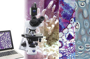 Новые системы визуализации для микроскопов C-HESC и C-HPSC OPTIKA