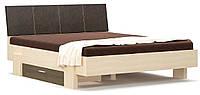 Кровать двухспальная Кантри Мебель Сервис 160х200