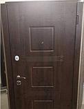 Двери К 202 Оптима дуб темный «Стильные двери» (Украина), фото 2