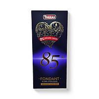 """Шоколад черный 85% какао (без сахара и глютена) """" Torras Zero """" 100 g"""
