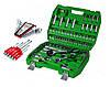 Набор инструментов 94 ед. ET-6094SP + набор ключей 12 ед. HT-1203 + Набор ударных отверток 6 шт. HT-0403