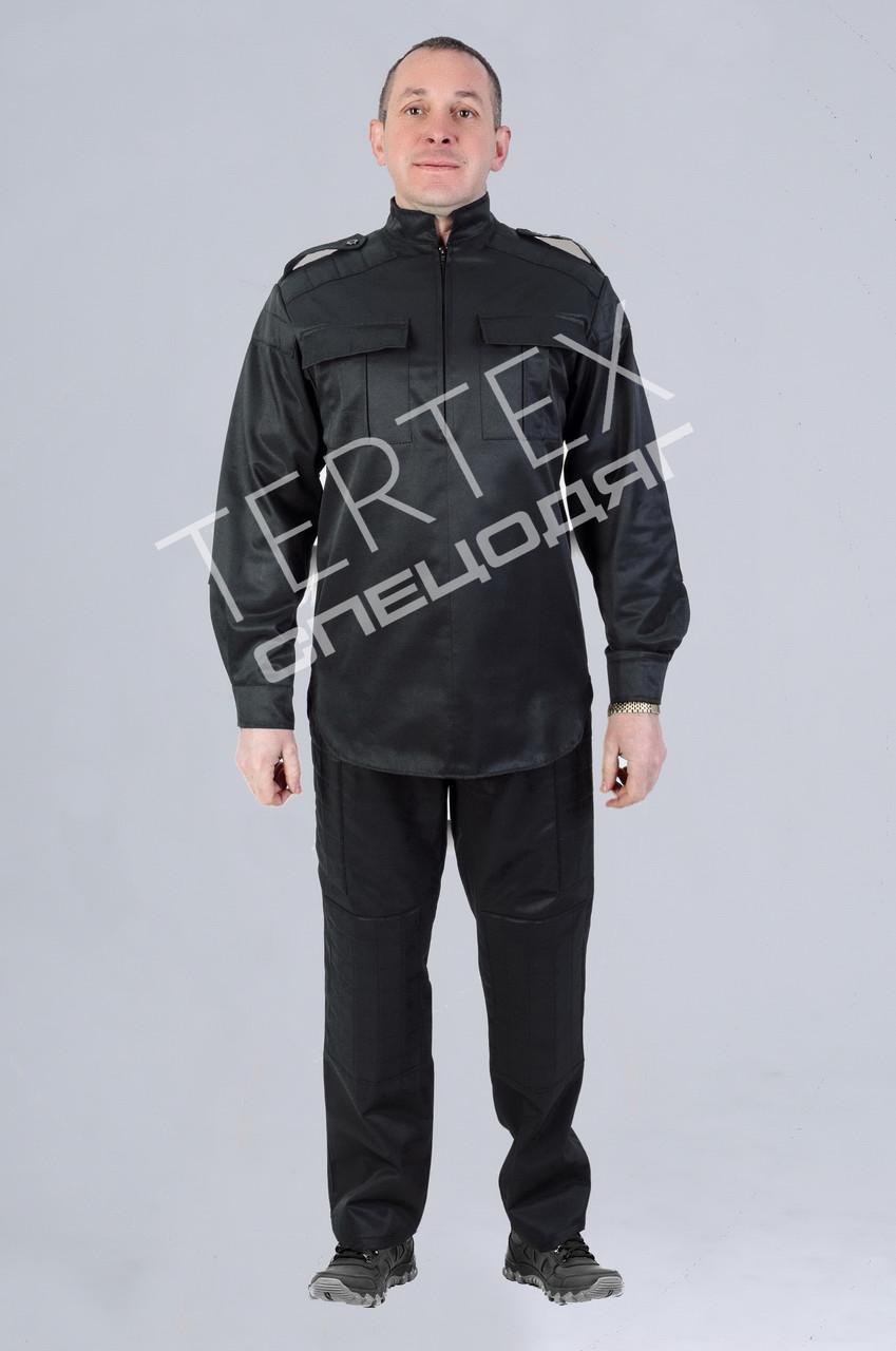 Костюм чорний (куртка та штани)
