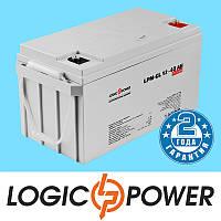 Аккумулятор гелевый LogicPower LPM-GL 12V 40AH - Гарантия 2 года