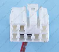 Разъем электрический 8-и контактный (21-12) б/у 12475