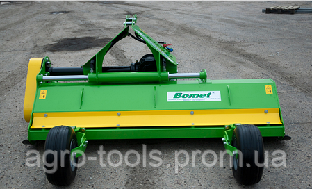 Мульчирователь Bomet 1,2м (молотки), фото 2