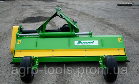 Мульчирователь Bomet 1,4м (молотки), фото 2