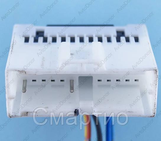 Разъем электрический 24-х контактный (38-16) б/у