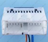 Разъем электрический 24-х контактный (38-16) б/у , фото 1