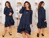 Женское стильное платье  ЮЭ2302 (бат), фото 1