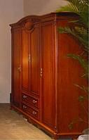 Шкаф «София», 4-х дверный, МДФ