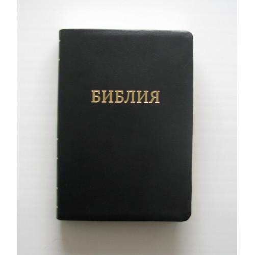 Біблія 17х24 см, шкіра