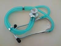 """Стетоскоп с двойной головкой """"Medicare"""" тип RAPPAPORT"""