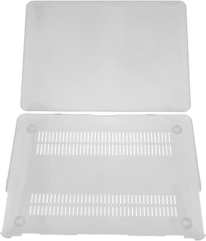 Чохол-накладка TOTO для Apple MacBook Pro 13.3 A1706 / A1708 Пластик Прозорий